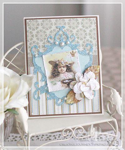 Blue Spring card1
